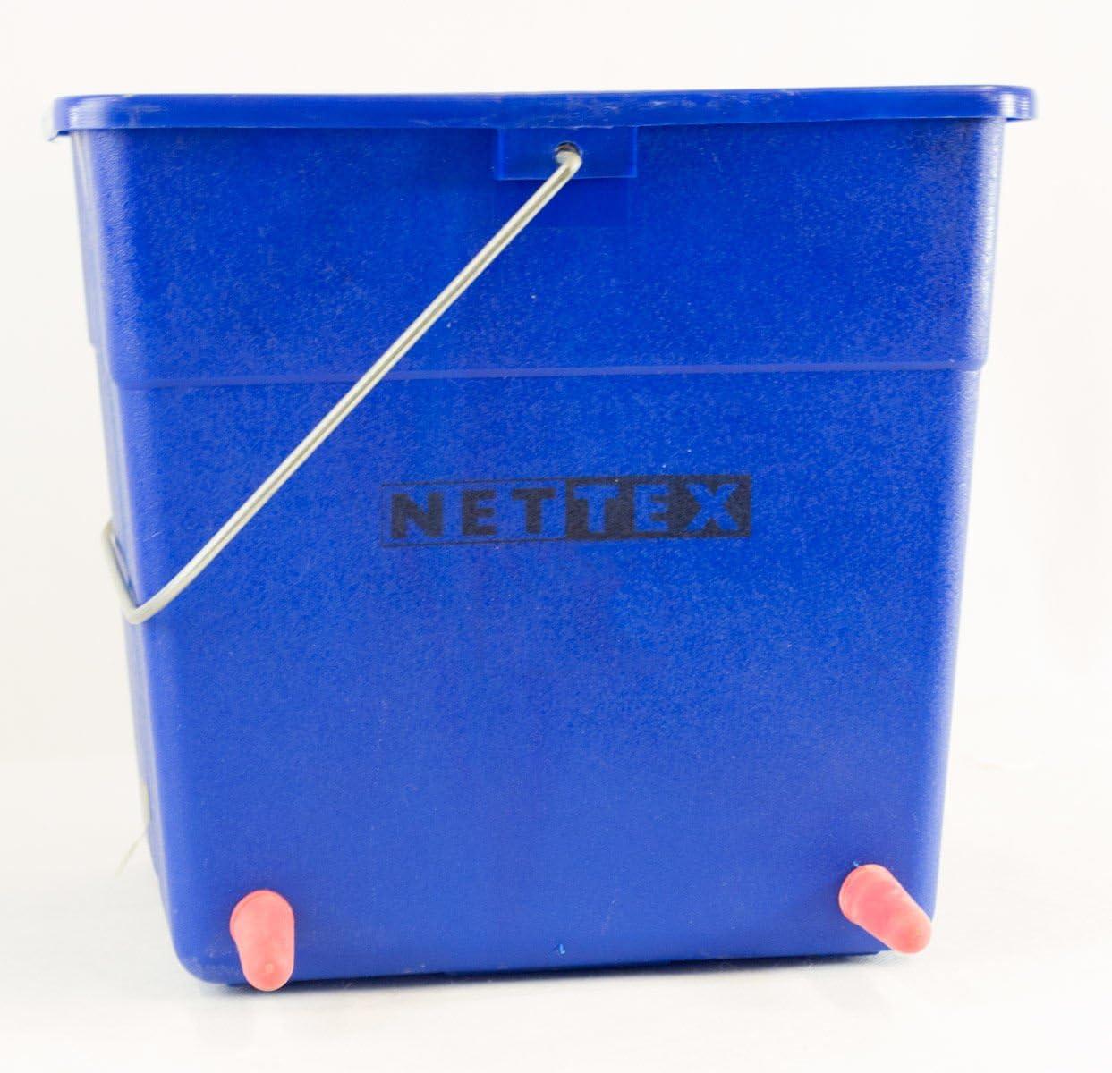 Nettex Large 4//6 Teat Lamb Feeder Bucket 4 Teats 12L
