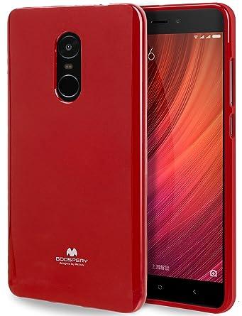 Amazon.com: goospery marlang Xiaomi Redmi Note 4/4 x Funda ...