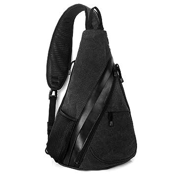 1b4bb12ae41b6 Unigear Sling Bag Pack, Chest Shoulder Crossbody Hiking Backpack ...