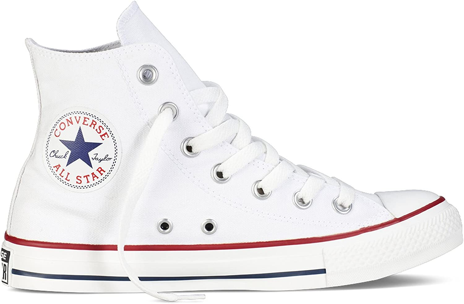Amazon.com: Converse Unisex Chuck Taylor All Star Hi Top ...