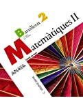 Matemàtiques II. - 9788466783422
