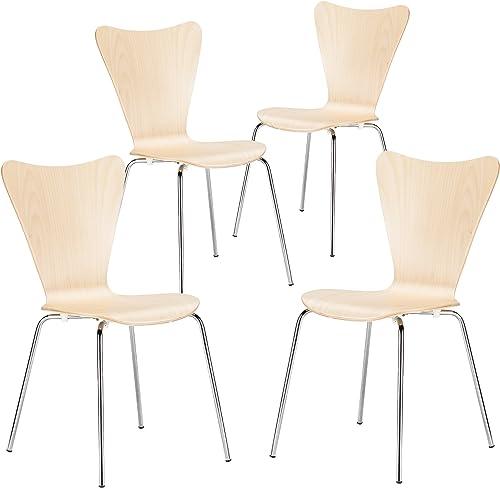 EdgeMod Elgin Wooden Dining Side Chair