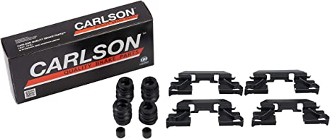Disc Brake Hardware Kit Front Carlson 13421Q