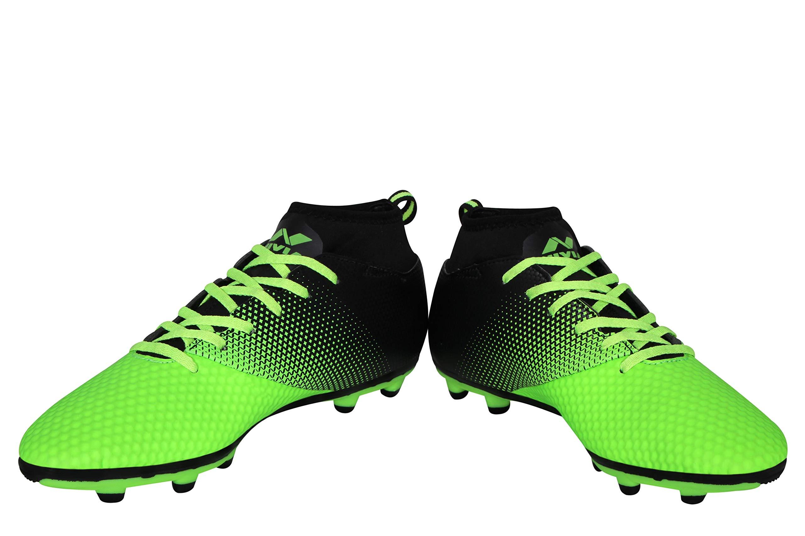 Nivia Ashtang Football Stud (3, Green) (B07JWXVKG6) Amazon Price History, Amazon Price Tracker
