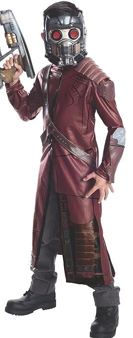 Star-Lord - Guardianes de la Galaxia - Childrens Disfraz - Pequeño - 117cm