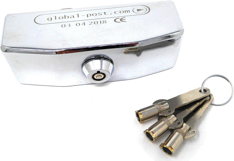 Cerradura Seguridad Blindada para Furgonetas de Máxima Calidad y Fabricada en Europa: Amazon.es: Bricolaje y herramientas