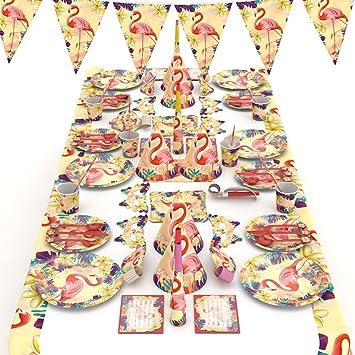 thematys® Decoración de Fiesta Vajilla de cumpleaños Happy ...