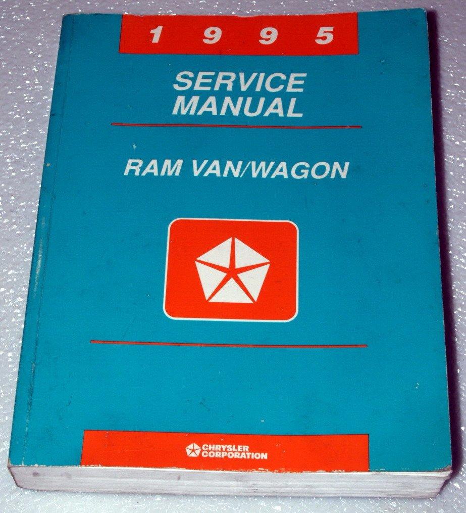 1995 Dodge Ram Van Factory Service Manual (B1500 B2500 B3500) Paperback –  1994