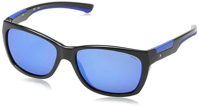 f8e9b085b00 Fila Men s SF9033 57Z22B Sunglasses