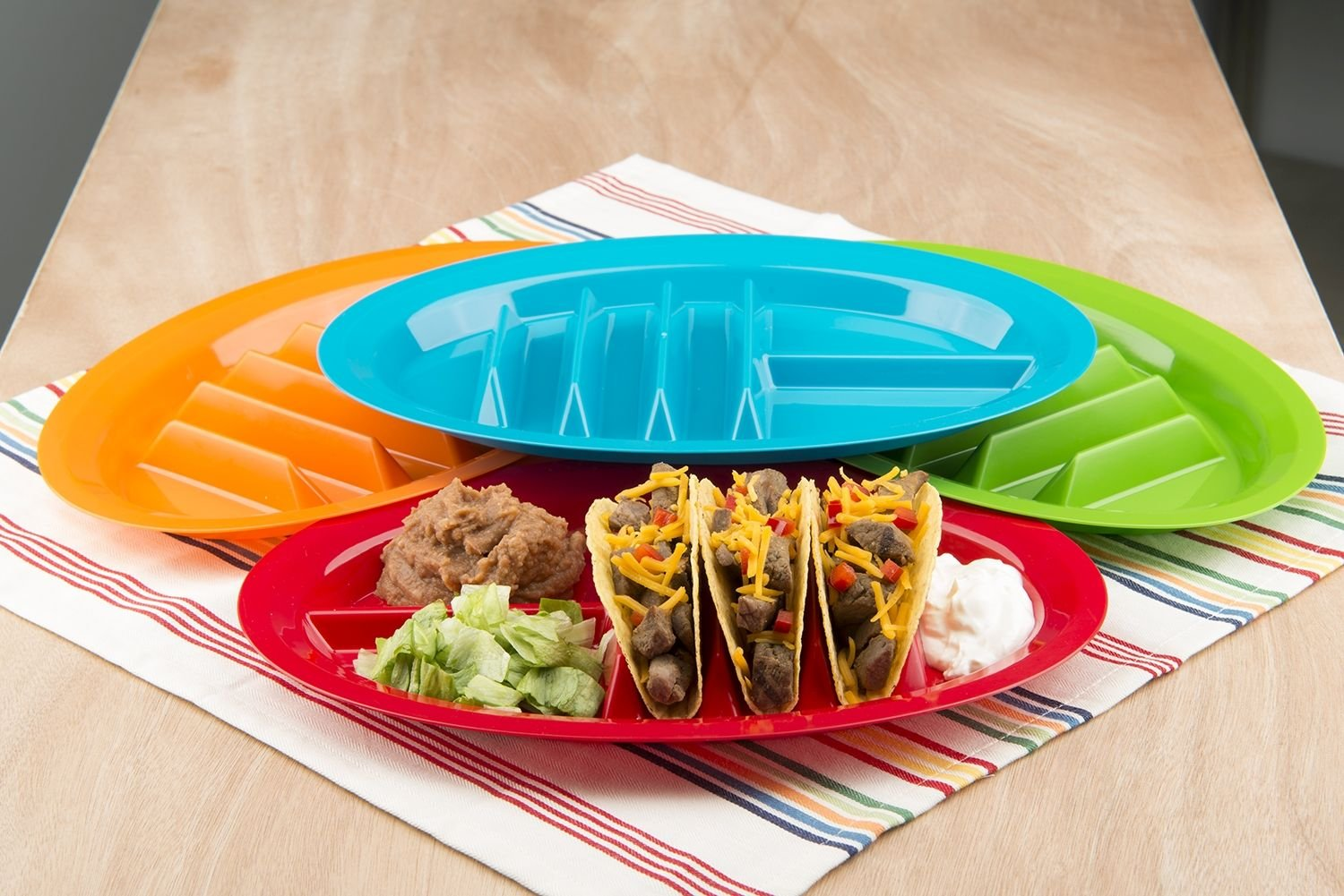 The Taco Plate