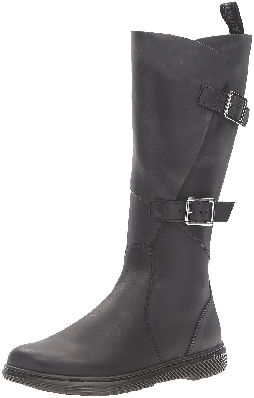 Black Dr. Martens Womens Caite Chukka Boot