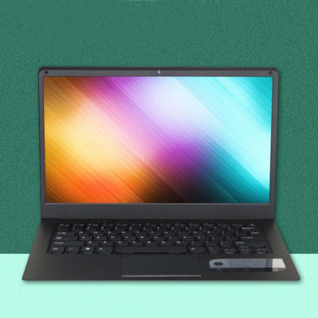 Xinan Ordenador portátil ultradelgado de 4 núcleos - Pantalla 14 1366 * 768 píxeles 4G + 64G - Windows10 (☆Blanco): Amazon.es: Relojes