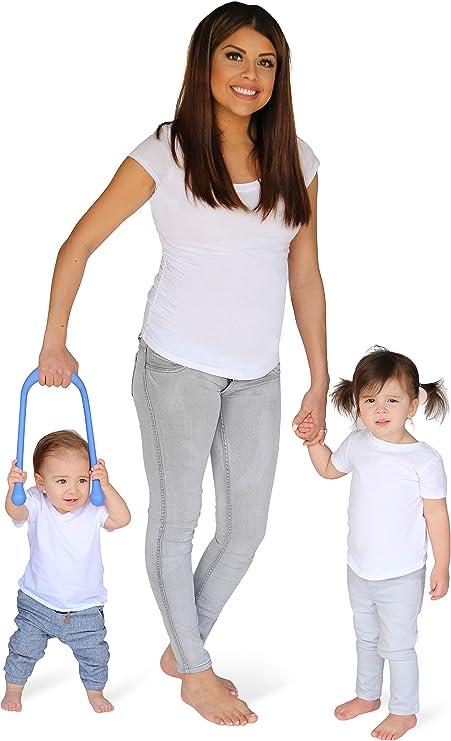 Opinión sobre Tot2Walk TOT2B - Baby Walk Help Apoyo a los niños durante su fase de aprendizaje, Color Azul