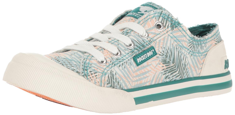 Women's Jazzin Jungle Palm Cotton Fashion Sneaker