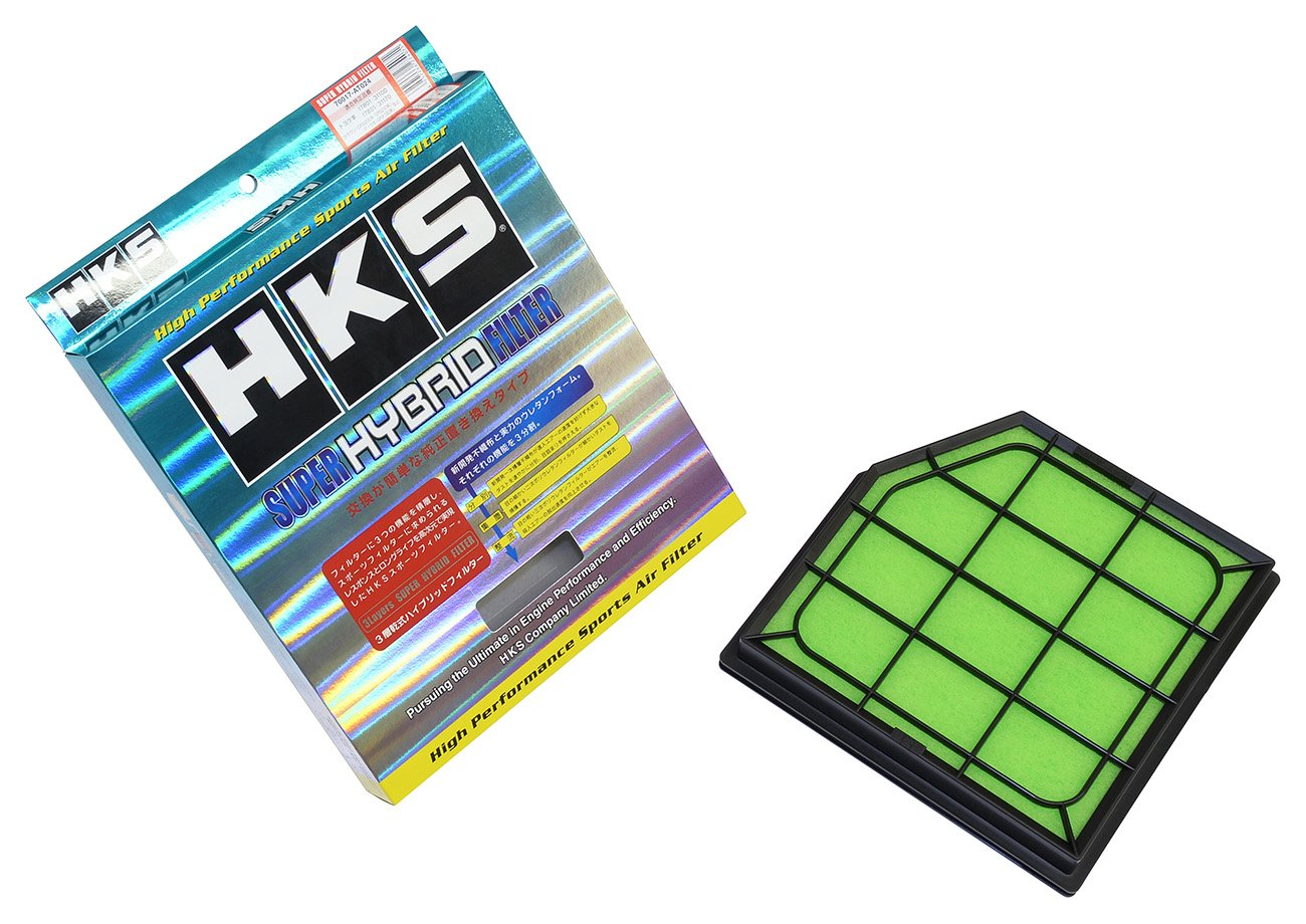 IS300h HKS 70017-AT024 Super Hybrid Filter; GS450h GS250 IS250 IS350h GS300h