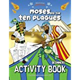 Moses and the Ten Plagues Activity Book (Beginners)