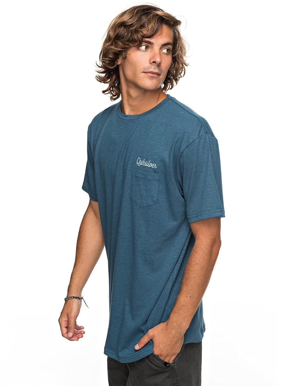 Quiksilver Mens Short Sleeve Activist Morning Slides