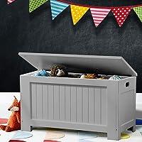 Levede Kids Toy Box Chest Storage Cabinet Container Clothes Organiser Children
