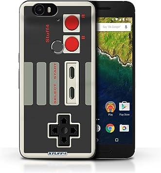 Stuff4 Carcasa/Funda Dura para el Huawei Nexus 6P / Serie: Consola ...