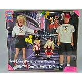 Disneyland Resort Vacation Gift Set Mattel Barbie Tommy Kelly Ken
