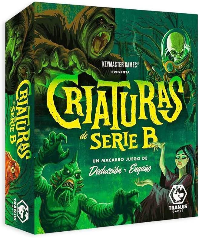 Ludokubo Criaturas DE Serie B - Juego de Mesa: Amazon.es: Juguetes y juegos
