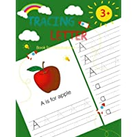"Letter Tracing Book for Preschoolers: Handwriting Workbook and Practice, Alphabet Writing Practice For Kids, Ages 3-5 (Size 8.5"" x 11"")"