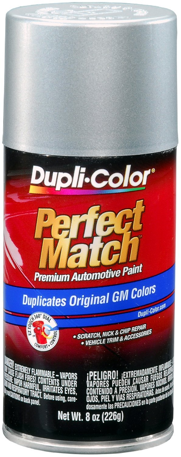 Amazon.com: Dupli-Color BNS0601 Silver Metallic Nissan Perfect ...
