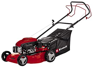 Einhell GC-PM 46 S - Cortacésped (Cortacésped manual, 46 cm, 3 cm ...
