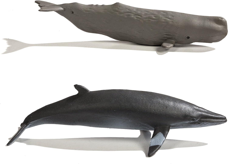 Safari 694704 las ballenas y los delfines toob miniatura-réplica
