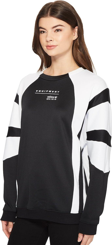 54fac218dfef adidas Originals Womens EQT OG Sweatshirt: Amazon.ca: Clothing ...