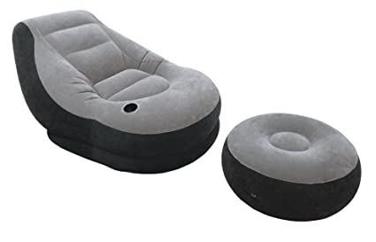 Cool Intex Inflatable Ultra Lounge With Ottoman Alphanode Cool Chair Designs And Ideas Alphanodeonline