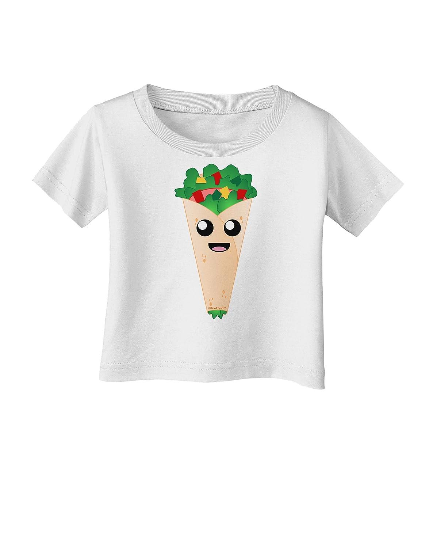 TooLoud Cute Wrap Infant T-Shirt