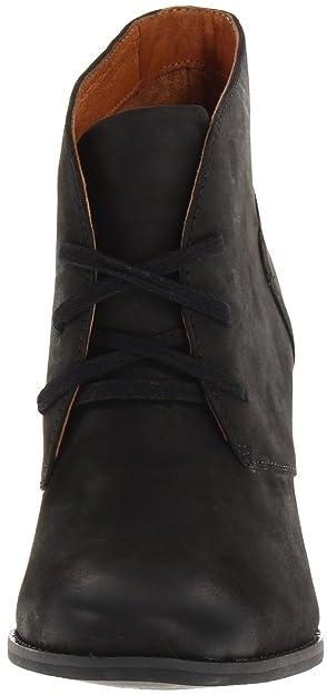 63d72216 Amazon.com   Clarks Women's Heath Wren Bootie, Black Oily Leather ...