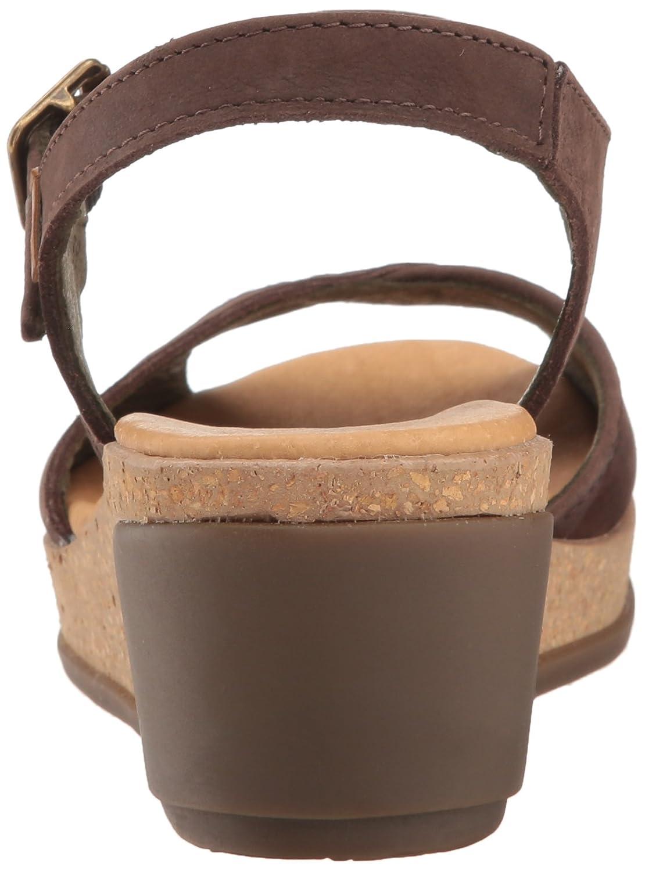 3c9bb56511 Sandales Chaussures et Sacs N5000 Pleasant Brown/Leaves Brun Femme 37  Sandales Boucle El Naturalista