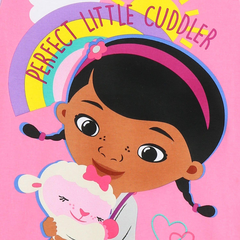 Disney Doctora Juguetes - Pijama para niñas - Doc McStuffins - 12 - 18 Meses: Amazon.es: Ropa y accesorios