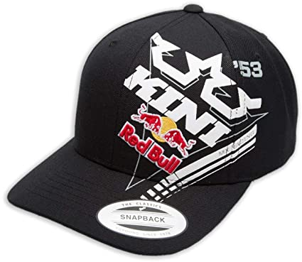 Kini Red Bull Cap Ribbon  Amazon.co.uk  Clothing 451a64138a