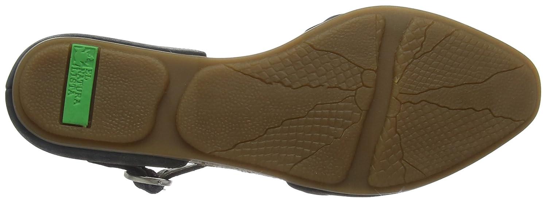 El Stella Naturalista Women's Nd54 Stella El Flat Sandal B01M1LQQV7 Sandals e6b8a3