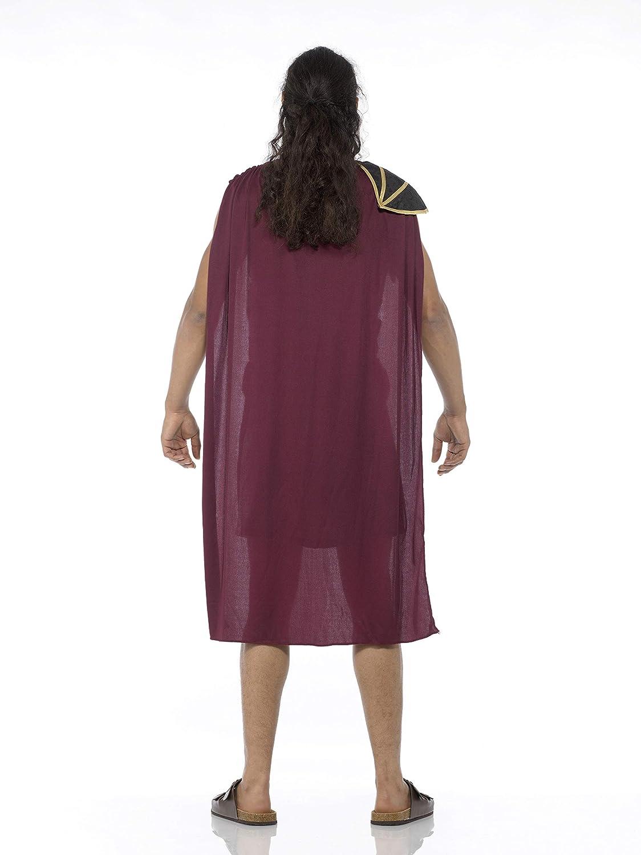 Amazon.com: Disfraz de soldado romano para hombre, accesorio ...