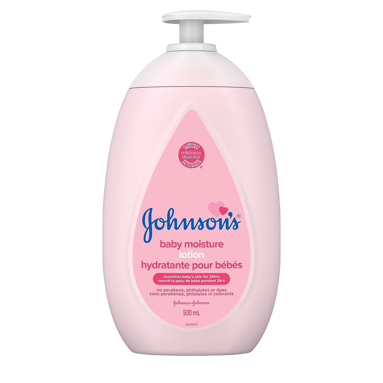 Johnson's Baby lotion, body moisturizer for dry, delicate skin, 800ml Johnson' s Baby lotion Johnson and Johnson