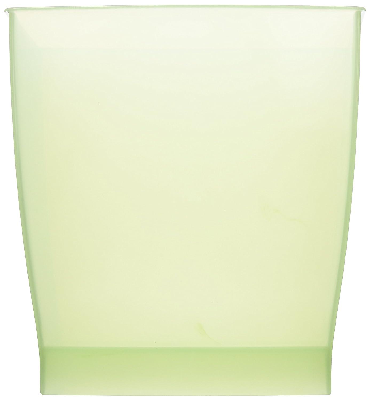 InterDesign SPA - Lata Lata - Rectangular (11 L), poliéster y Mezcla de poliéster, Pear, 11 Liter c6ae23
