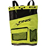 Finis Ultra Mesh Zaino, Acid Green/Nero