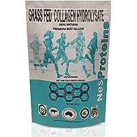 Nes Proteins Grass Fed Collagen Hydrolysate 450 g, 450 grams