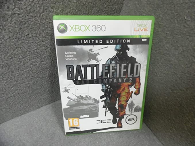 Buy Battlefield Bad Company 2 Limited Edition Game XBOX 360