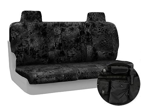 Amazon.com: Coverking Custom Fit cubierta de asiento para ...