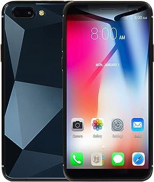 3G Telefonos Moviles, 5.0 Pulgadas Android 7,0 Smartphone Telefono ...