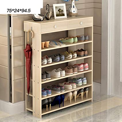 Gentil Shoe Rack Simple Home Shoe Rack Living Room Shoe Cabinet Assembling Shoe  Racks Shelf Multi