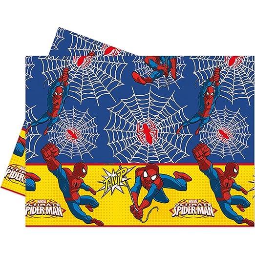 60 opinioni per Procos 86672- Tovaglia plastica Ultimate Spider-Man Power (120x180 cm)