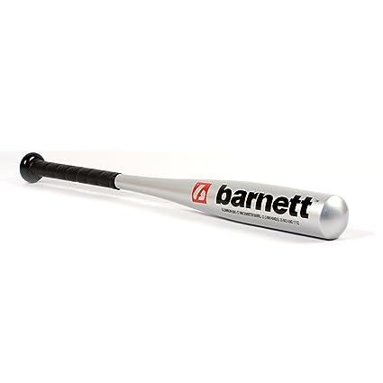 Farbe silbergrau T-BALL Baseball Schl/äger Gr 25 63,5 cm Alu