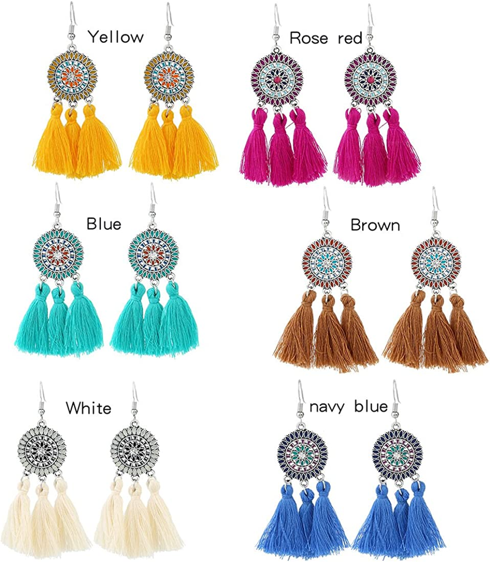 Aibelly Resin Acrylic Drop Dangle Earrings New Fashion Geometric Creative Personality Rectangle Circle Round Square Tree Earrings for Woman Girls