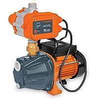 Truper PRES-1, Bomba eléctrica para agua presurizadora, con control electrónico automático 1 HP